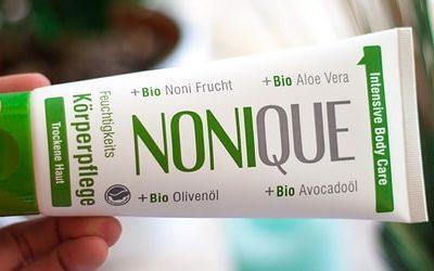 Vegane Körperpflege von NONIQUE